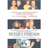 Peters Friends DVD