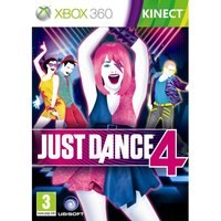 Kinect Just Dance 4 Game