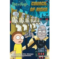 Rick and Morty - Council Of Ricks Maxi Poster