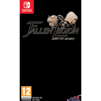 Fallen Legion Rise To Glory Nintendo Switch Game