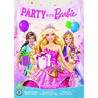 Party with Barbie DVD