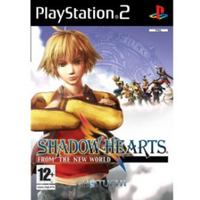 Shadow Hearts From The New World Game