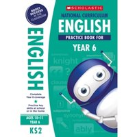 National Curriculum English Practice Book for Year 6 by Scholastic (Paperback, 2014)