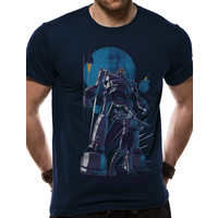 Ready Player One - Iron Giant Men's Large T-Shirt - Black
