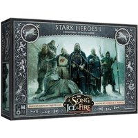 A Song of Ice & Fire: Tabletop Miniatures Game - Stark Heroes 1 Expansion
