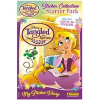Disney Tangled Sticker Collection Starter Pack