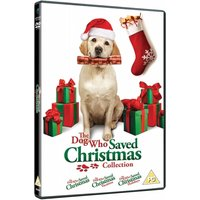 The Dog Who Saved Christmas Collection DVD