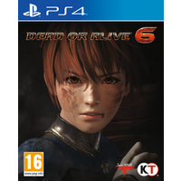 Dead or Alive 6 PS4 Game
