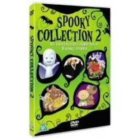 The Spooky Collection Volume 2 DVD