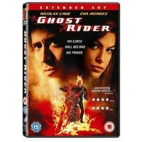 Ghost Rider Extended Cut DVD
