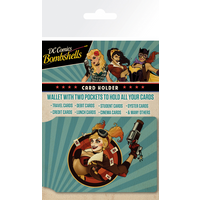 Dc Comics Harley Quinn Bombshell Card Holder