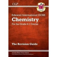 New Grade 9-1 Edexcel International GCSE Chemistry: Revision Guide with Online Edition by CGP Books (Paperback, 2017)