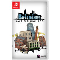 Buildings Have Feelings Too! Nintendo Switch Game