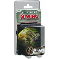 Star Wars X-Wing M3-A Interceptor Expansion Pack Board Game