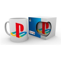 Playstation Colour Logo Mug