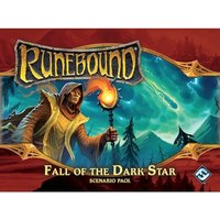 Runebound Third Edition Fall of the Dark Star Scenario Pack Board Game