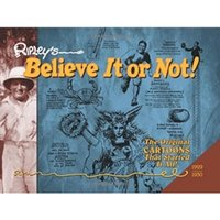 Ripley's Believe It or Not! Daily Cartoons 1929-1930 Hardcover