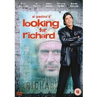 Looking For Richard DVD