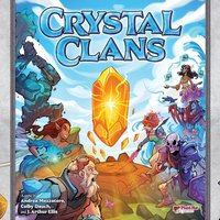 Crystal Clans Board Game