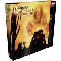 Betrayal At House On The Hill Widows Walk Expansion Board Game