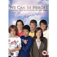 We Can Be Heroes DVD