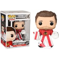 Corey Crawford Home Jersey (NHL) Funko Pop! Vinyl Figure #17