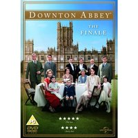 Downton Abbey: The Finale DVD