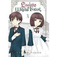 Liselotte & Witch's Forest Volume 3