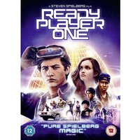 Ready Player One DVD