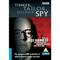 Tinker, Tailor, Soldier, Spy Complete BBC Series DVD