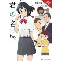 Your Name Another Side: Earthbound Hardcover (light novel)