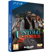Lovecraft's Untold Stories Collectors Edition PS4 Game