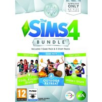 The Sims 4 Bundle Pack 3 PC Game