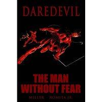 Marvel Daredevil The Man Without Fear Paperback