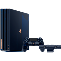 PlayStation 4 Pro (2TB) 500 Million Limited Edition Console