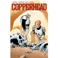 Copperhead Volume 1 A New Sheriff in Town Paperback