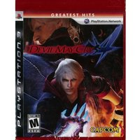 Devil May Cry 4 Game (Greatest Hits)