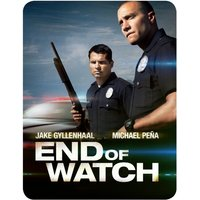 End of Watch - Limited Edition Steelbook Blu-ray DVD