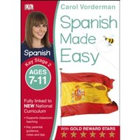 Spanish Made Easy by Carol Vorderman (Paperback, 2014)