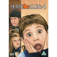 Home Alone 4 DVD