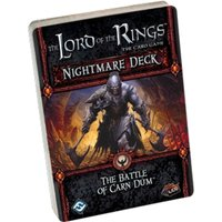 Lord of the Rings LCG: The Battle of Carn Dûm Nightmare Deck