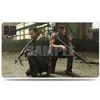 Ultra Pro The Walking Dead: Rick & Daryl Playmat