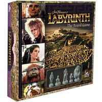 Ex-Display Labyrinth The Board Game Used - Like New