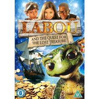 Labou And The Quest For The Lost Treasure DVD