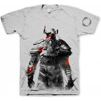 The Elder Scrolls Online Tribesman of the Nords T-Shirt Medium Grey