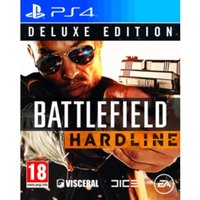 Battlefield Hardline Deluxe Edition PS4 Game