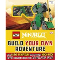 LEGO (R) NINJAGO (R) Build Your Own Adventure : With Minifigure and model