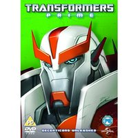 Transformers: Prime - Season 1: Decepticons Unleashed DVD