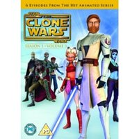 Star Wars Clone Wars Season 1 Vol.3 DVD