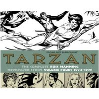 Tarzan The Complete Russ Manning Newspaper Strips Volume 4 Hardcover